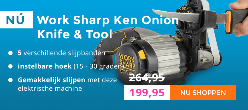 Work Sharp Ken Onion Knife & Tool Edition kopen?